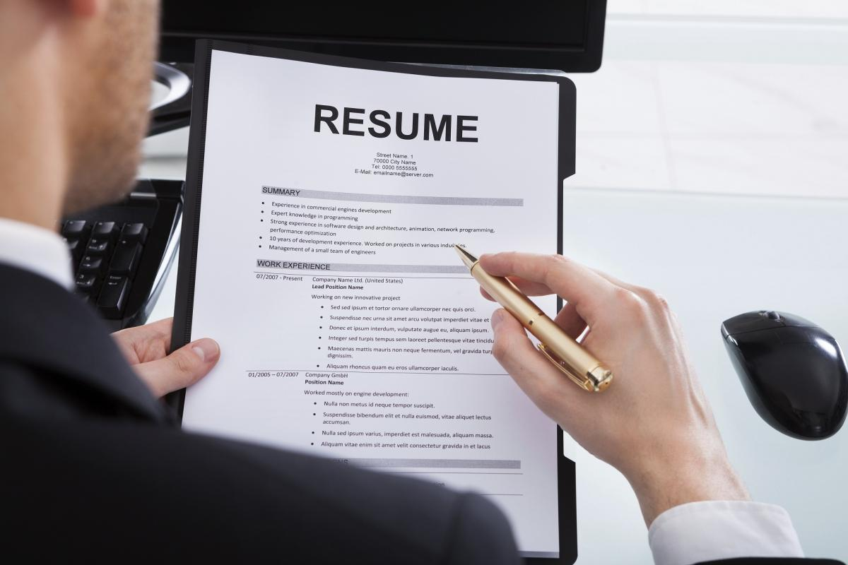 7 Overused Resume Cliches in 2017 - Business 2 Community